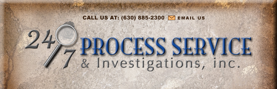 Process Server Chicago Illinois and Surrounding Counties